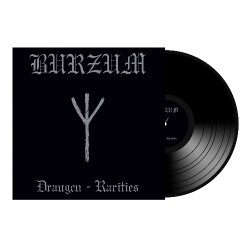 Burzum - Draugen - Rarities - DOUBLE LP Gatefold