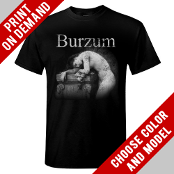 Burzum - Fallen - Print on demand