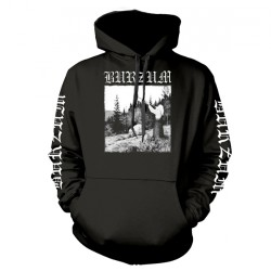 Burzum - Filosofem 2 - Hooded Sweat Shirt (Men)