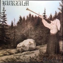 Burzum - Filosofem - DOUBLE LP Gatefold
