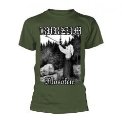 Burzum - Filosofem - T-shirt (Men)