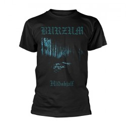 Burzum - Hlidskjalf - T-shirt (Men)