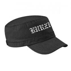 Burzum - Logo Black - CAP