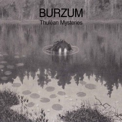Burzum - Thulean Mysteries - DOUBLE CD