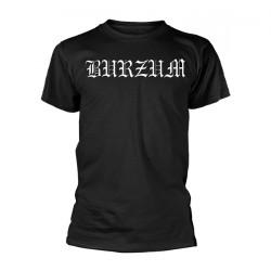 Burzum - White Logo - T-shirt (Men)