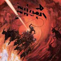 Butcher - 666 Goats Carry My Chariot - LP Gatefold Coloured