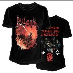 Butcher - 666 Goats Carry My Chariot - T-shirt (Men)