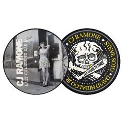 CJ Ramone - Last Chance To Dance - LP PICTURE