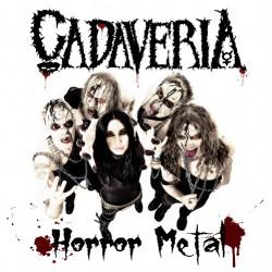 Cadaveria - Horror Metal - CD