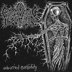 Cadaveric Incubator - Unburied Morbidity - LP COLOURED