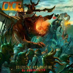Cage - Science Of Annihilation-Re-Annihilated - CD DIGIPAK