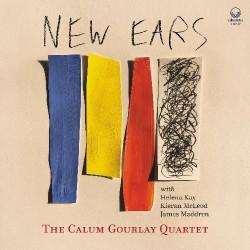 Calum Gourlay - New Ears - CD DIGIPAK