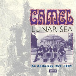 Camel - Lunar Sea - An Anthology 1973-1985 - DOUBLE CD