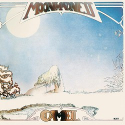 Camel - Moonmadness - LP Gatefold