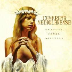Camerata Mediolanense - Vertute, Honor, Bellezza - CD DIGIPAK