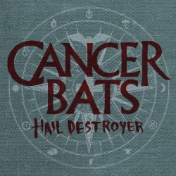 Cancer Bats - Hail Destroyer - CD