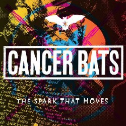 Cancer Bats - The Spark That Moves (clear Vinyl) - LP