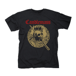 Candlemass - The Door To Doom - T-shirt (Men)