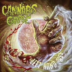 Cannabis Corpse - Left Hand Pass - CD + Digital