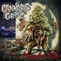 Cannabis Corpse - Nug So Vile - CD DIGIPAK + Digital