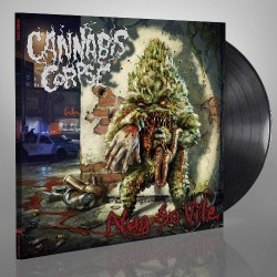 Cannabis Corpse - Nug So Vile - LP + Digital