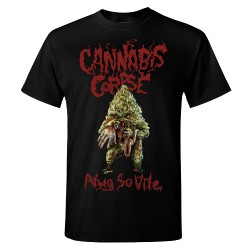 Cannabis Corpse - Nug So Vile - T-shirt (Men)