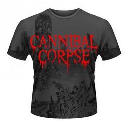 Cannibal Corpse - A Skeletal Domain - T-shirt allover (Men)