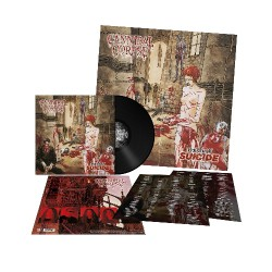 Cannibal Corpse - Gallery of Suicide - LP