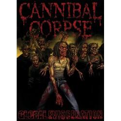 Cannibal Corpse - Global Evisceration - DVD DIGIPAK