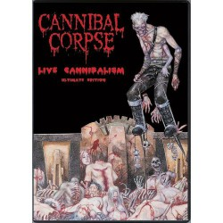 Cannibal Corpse - Live Cannibalism - DVD DIGIPAK