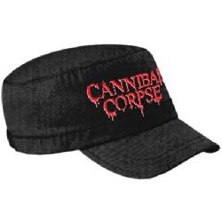 Cannibal Corpse - Logo Army Cap - CAP
