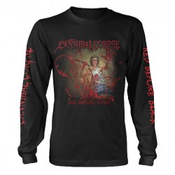 Cannibal Corpse - Red Before Black - LONG SLEEVE (Men)