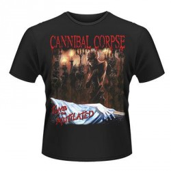 Cannibal Corpse - Tomb Of The Mutilated - T-shirt (Men)