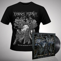 Carach Angren - Dance And Laugh Amongst The Rotten - Double LP gatefold + T-shirt bundle (Men)