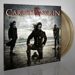 Carach Angren - Death Came Through A Phantom Ship - DOUBLE LP GATEFOLD COLOURED