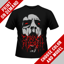 Carach Angren - Face - Print on demand