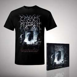 Carach Angren - Franckensteina Strataemontanus - CD DIGIPAK + T-shirt bundle (Men)