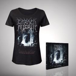 Carach Angren - Franckensteina Strataemontanus - CD DIGIPAK + T-shirt bundle (Women)