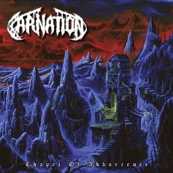 Carnation - Chapel Of Abhorrence - CD + Digital