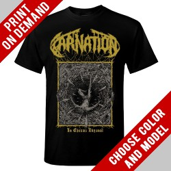 Carnation - In Chasms Abysmal - Print on demand