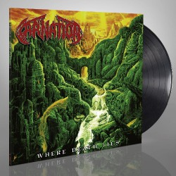 Carnation - Where Death Lies - LP + Digital