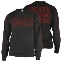 Carnifex - DFM Pentagram - LONG SLEEVE (Men)