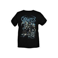 Carnifex - Darkhorse - T-shirt (Men)