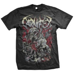 Carnifex - Hanging Corpse - T-shirt (Men)