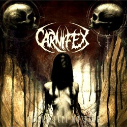 Carnifex - Until I Feel Nothing - CD SLIPCASE