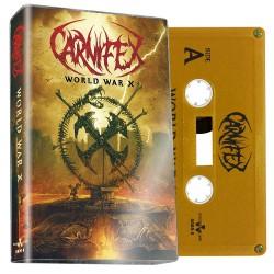 Carnifex - World War X - CASSETTE