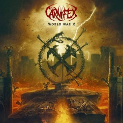 Carnifex - World War X - CD