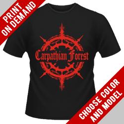 Carpathian Forest - Logo - Print on demand