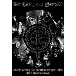 Carpathian Forest - We're Going To Hollywood For This - DVD