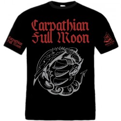 Carpathian Full Moon - Serenades In Blood Minor - T-shirt (Men)